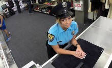 Fake Police Officer Knows How To Fuck