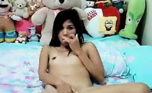 Hot Asian Slut Webcam Show Just For Me