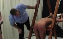 Severe Punishment Via Harsh Spanking