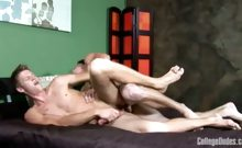 College Dudes - Buddy Davis fucks Carter Nash