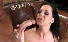 Larissa Dee's Wild Fuck With A Big Hard Cock To Please Her!