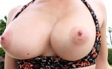 TittyAttack - Hot Miami Girl Cyrstal Rae Has Huge Tits