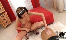 Sybian Takes On A Hairy Rider