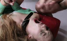 Submissive Teen Slapped and Pulverized!