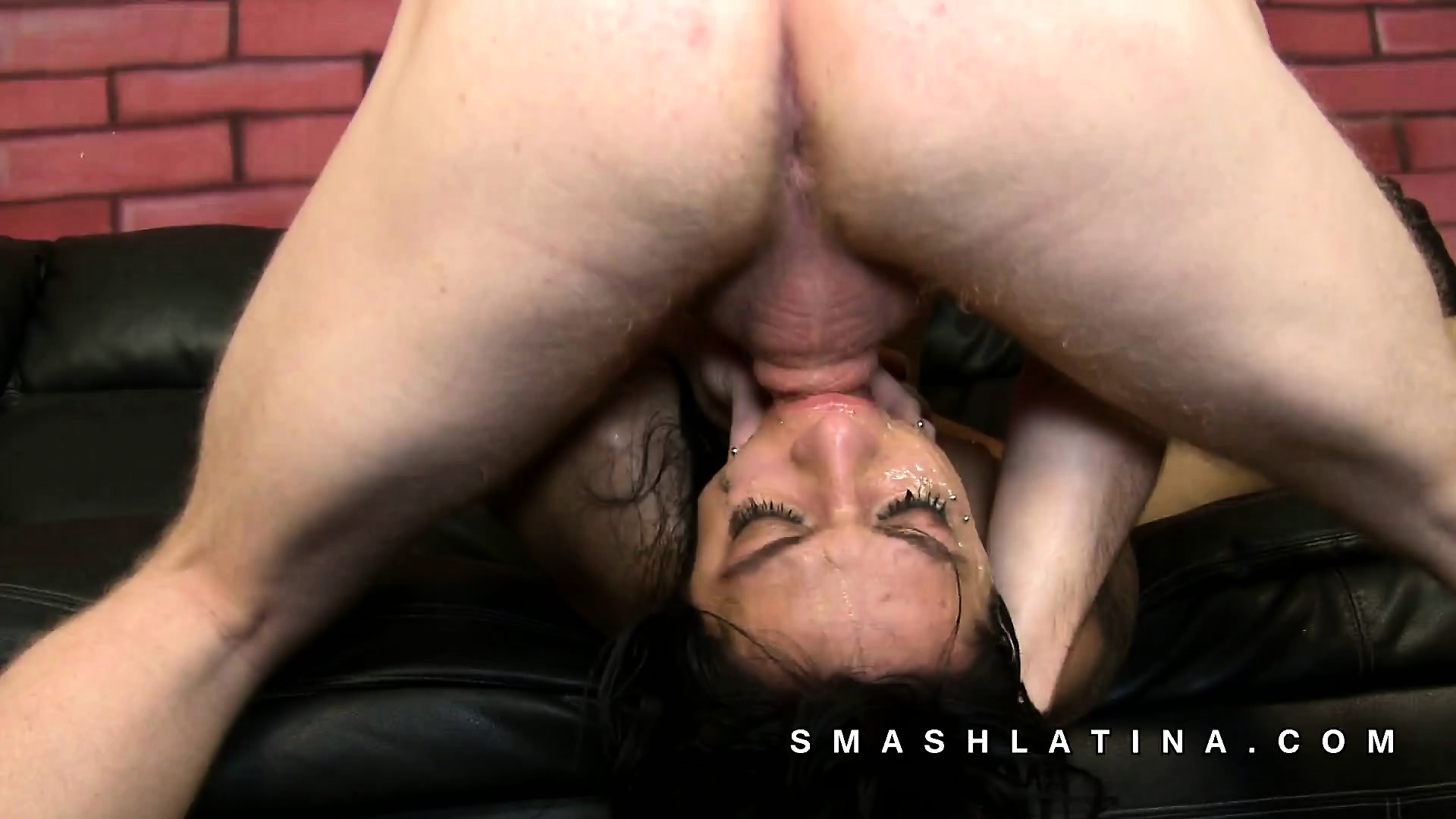 Girl throat fucked to death porn pornos wemen