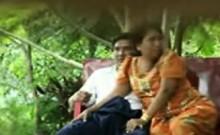 Courageous Desi Aunty Deep-throats Plumbs And Exterior On P
