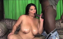 Bbw Likes Hot Creampie On Her Fat Cunt
