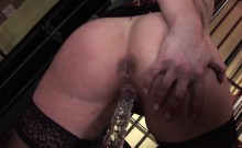 Two sexy blondes and hot brunette enjoy incredible lesbian