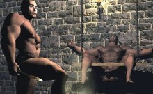 3d Muscle Boys Hot Sexual Fantasies!