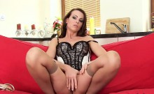 Wicked Czech Sweetie Spreads Her Tight Muff To The Strange