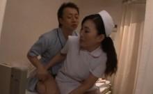 Men with large jocks sex with hot japanese nurses