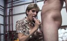 Unfaithful British Mature Gill Ellis Flaunts Her Large Knock