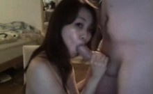China Girl Gets Enjoyed On Webcam