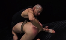 Brutal bdsm anal gangbang and wife punishment orgy first tim
