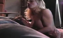 Blowjob From Classic Teen
