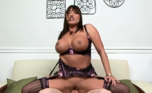 Bootylicious Milf Banged By Lucky Plumber