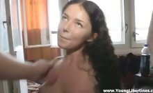 Insatiable slut in sex