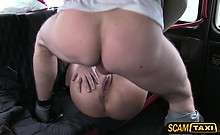 Ashley gets tricked into getting fucked