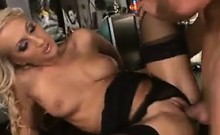 Sexy Secretary Getting Fucked