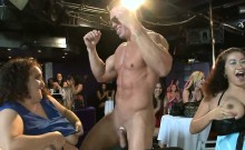 Wild and racy stripper party