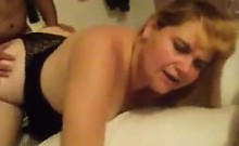 Fat Housewife Having Sex With Another Man