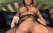 Sexy Chick Brook Ultra Gets All Her Holes Poked