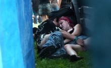 Czech Snooper - Public Sex During Concert