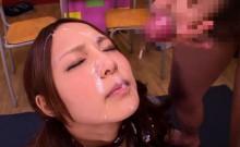 Let's At School Yukina Momota