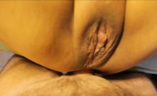 Fucking a Middle-Aged Latina in her Asshole