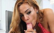 Kitchen Fuck Latina Wife Luna Star
