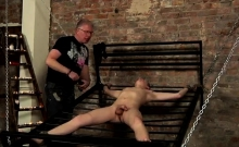 Emo gay bondage movietures Draining A Boy Of His Load