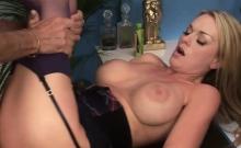 Hot secretaries pleasure their hard boners