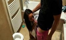 bathroom fuck