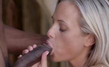Hot pornstar interracial and cum in mouth
