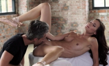 Erotic Ballerina Blows