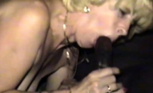 Blonde Mature Milf Takes A Big Cock For A Big Cum For Cash