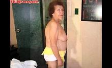 Hellogranny Homemade Latina Slideshow Compilation