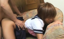 Sweet dilettante japanese angels in severe anal toy porn xxx
