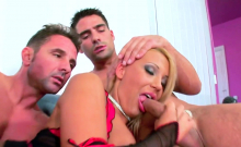 One Cock Is Not Enough For Milf Alishia
