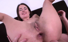 Glamorous Half-nude Tight Chick Gets Plowed In Gaped Anal13g