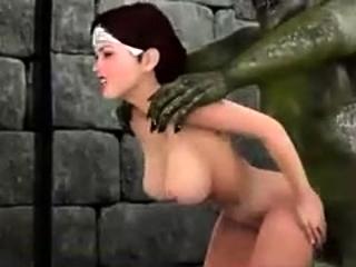 Hot School Hentai Chick Getting Fucked In School Shower