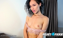 Webcam Video Of Striptease And Screwing