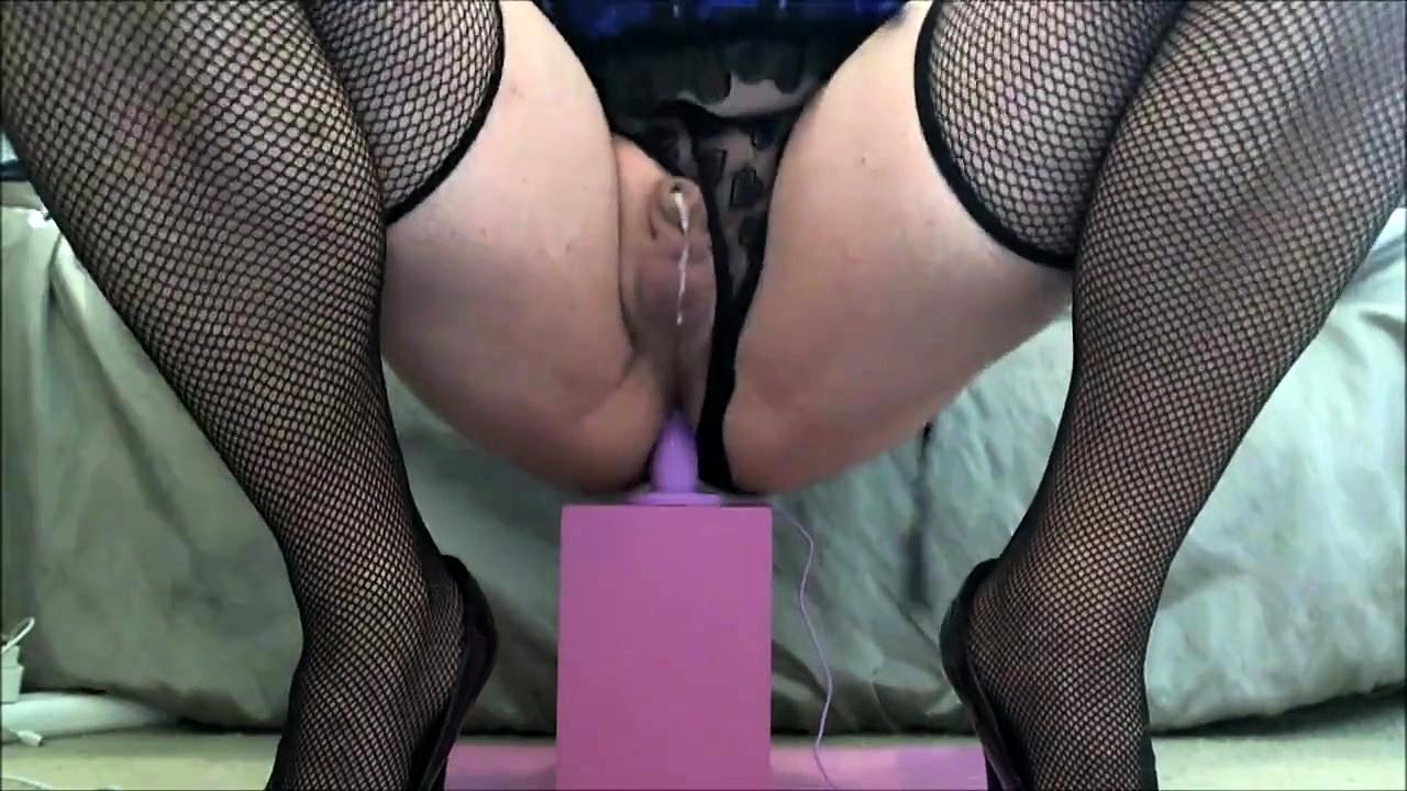 Big Tit Asian Riding Dildo