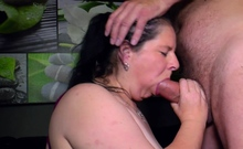 german fat chubby big boobs housewife seduced