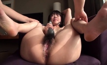 Uncensored Japanese Solo Teen Masturbation With Toys